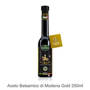 Aceto Balsamico di Moden Gold 250ml