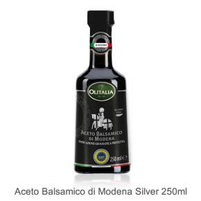 Aceto Balsamico di Moden Silver 250ml