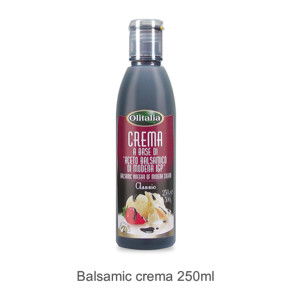 Balsamic crema 250 ml