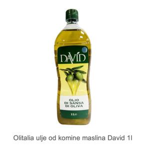 Olitalia ulje od komine maslina David 1 lit