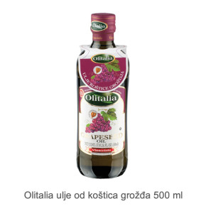 Olitalia ulje od kostica grozdja 500 ml