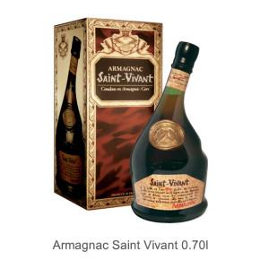 Armagnac Saint - Vivant