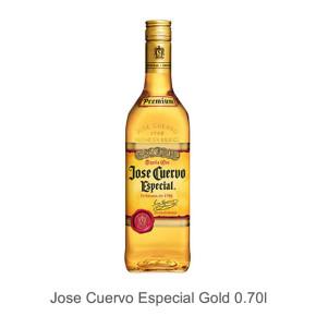 Jose Cuervo Especial - Gold