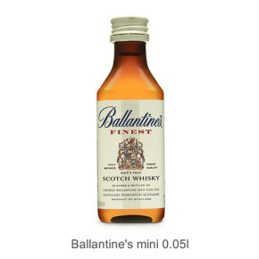 Ballantine's mini