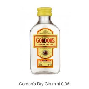 Gordon's Dry Gin mini