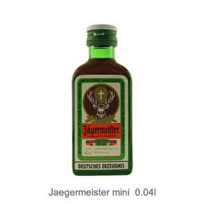 Jaegermeister mini