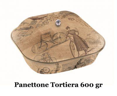 Panettone Tortiera 600 gr