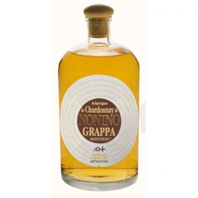 Grappa Chardonnay barrique 0,7