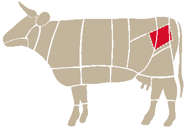 Bresaola-cow
