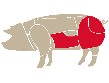 Salama Ventricina Piccante -pork