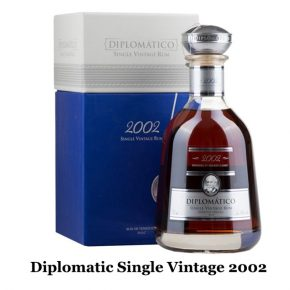 Diplomatic Single Vintage 2002