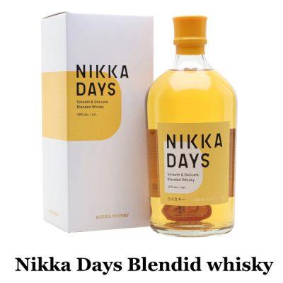 Nikka Days Blendid whisky