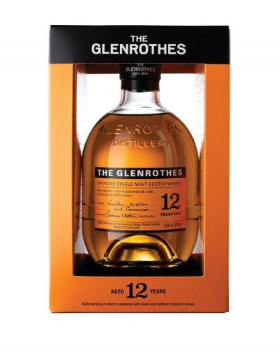 Glenrothes 12 yo